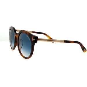 FT0435-F52P-53 TOM FORD SUNGLASSES